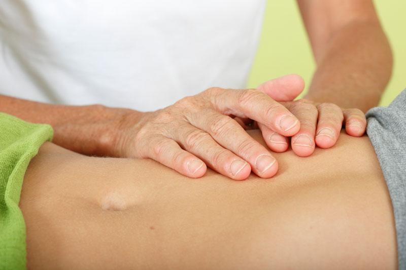 Behandlungsablauf Osteopathie
